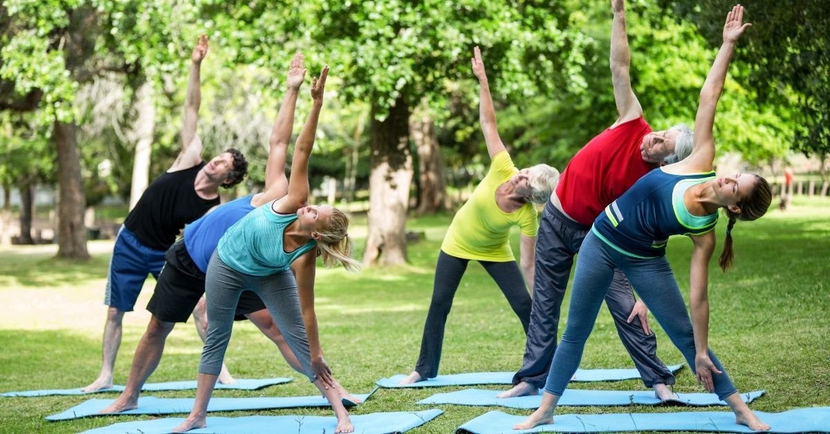 Maintaining An Active Lifestyle Is Good For Your Health