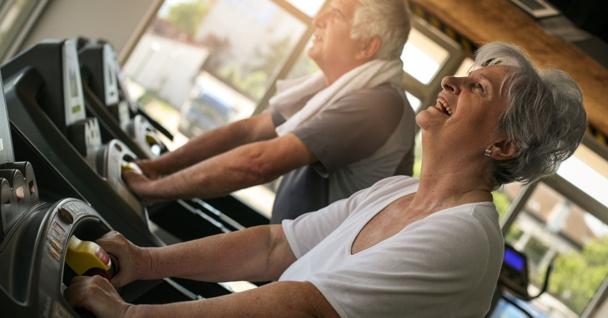 Getting in Shape As You Age